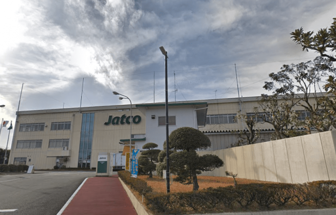 ジヤトコ期間工の蒲原工場
