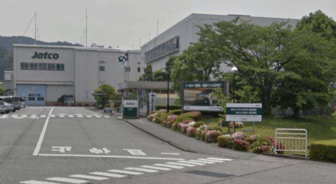 ジヤトコ富士宮工場